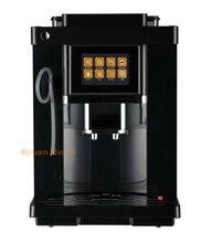 Máquina de café espresso portátil LCD MINI One touch completamente automática y molinillo de café 19 bar cappuccino/latte maker