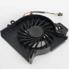 Ordinateur portable Remplacement Cpu Ventilateurs De Refroidissement Adapté Pour HP DV6-6000 DV6-6050 DV6-6090 DV6-6100 offre spéciale Portables Refroidisseur Ventilateur