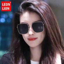 LeonLion 2019 classique Vintage dégradé lunettes De soleil femmes marque lunettes De créateur pour hommes Shopping UV400 Oculos De Sol Feminino
