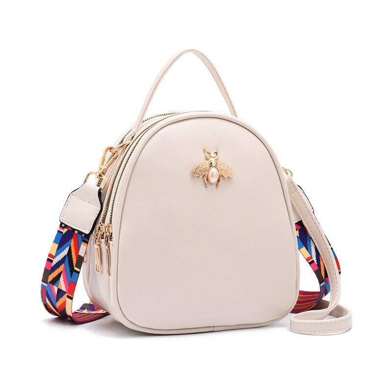 SGARR, Mini Mochila de cuero de PU para mujer, bolso de hombro femenino de alta calidad para chicas adolescentes, moda Casual, bolso de viaje sólido para mujeres
