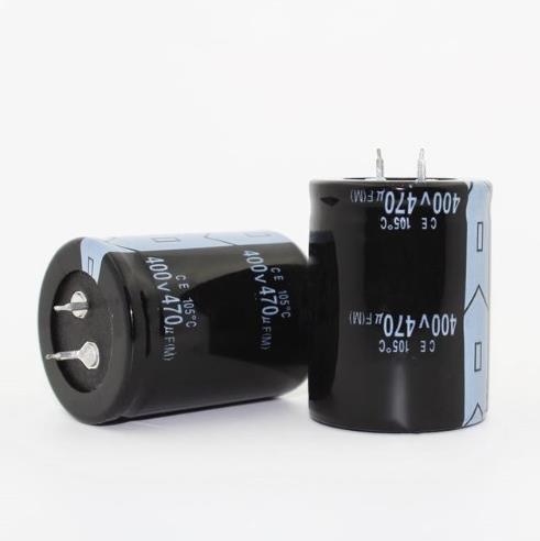 15PCS--2PCS 400 V 470 UF 470 UF 400 V 400V470UF condensador electrolítico volumen 30*50 MM 35*45 MM, 35*50 MM la mejor calidad