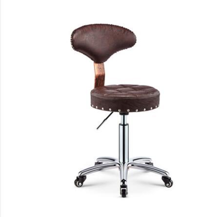 Стул красоты ротационный подъемный стул взрывозащищенный парикмахерский