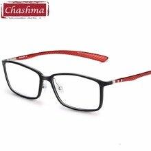Chashma-lunettes à monture masculine   Monture en Fiber de carbone, lunettes pour les yeux oculos de grau, montures de lunettes de qualité, monture pour la myopie
