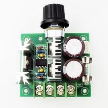 12V~40V 10A PWM DC Motor Speed Control Switch Controller Volt Regulator Dimmer Electrical PCBA Assembly DC Motor Boards