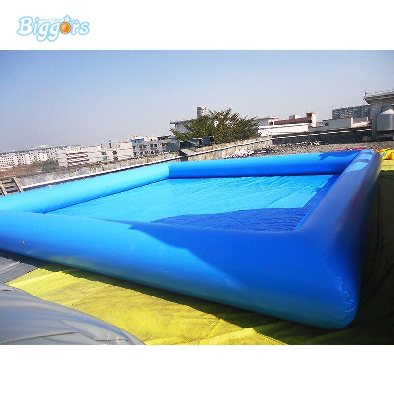Glissière gonflable de piscine deau de piscine deau gonflable de PVC pour le jeu denfants