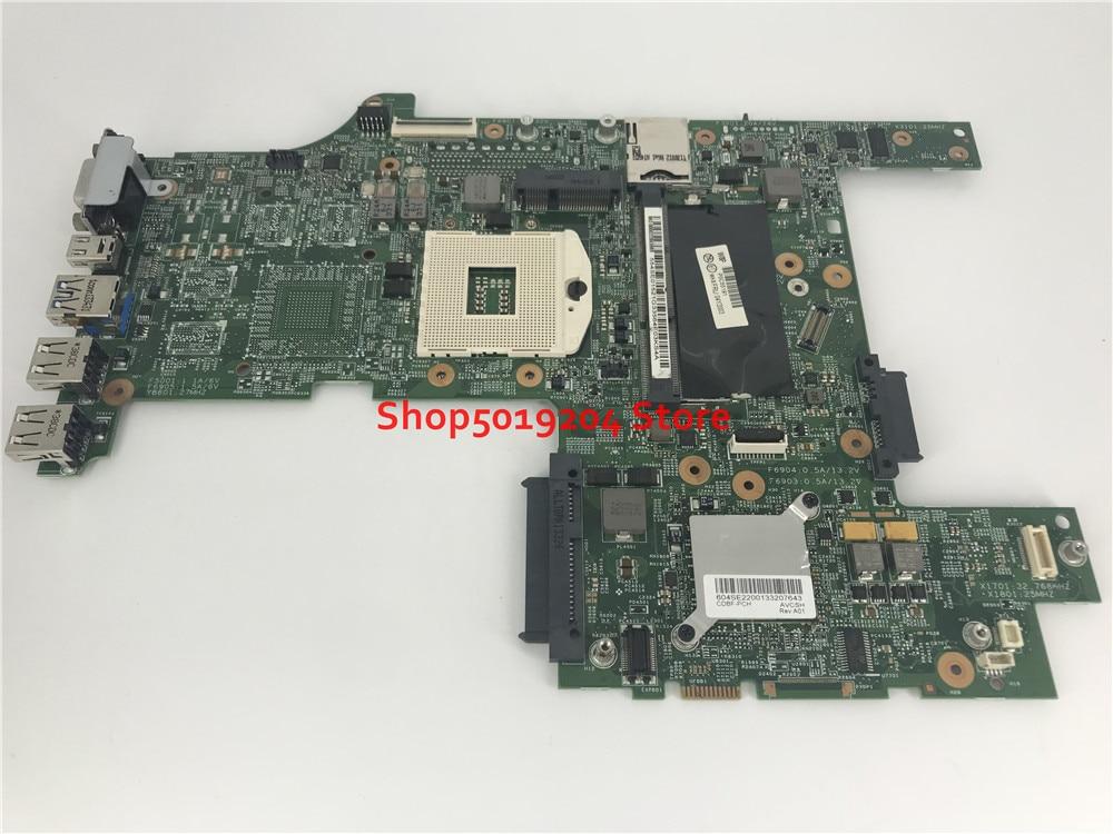 اللوحة الأم للكمبيوتر المحمول Lenovo Thinkpad L430 ، 554SE01521 P0C55191 11S0C55183 04Y2003