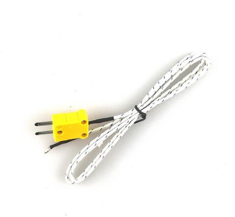 Sensor de temperatura termopar tipo K para sonda termopar TES1310 TM902C TM6801-20 ~ 300 grados