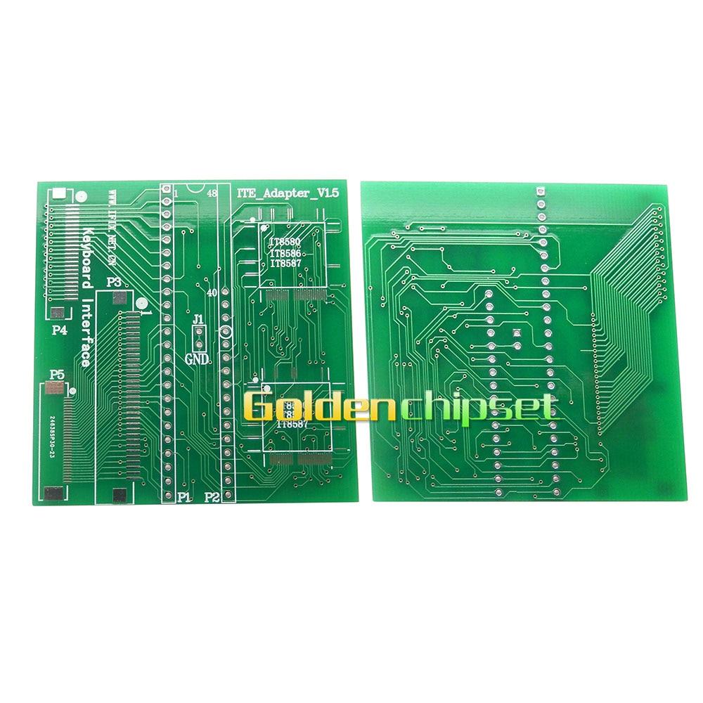 IT8985E IT8595E IT8587E IT8586E IT8585E IT8580E IT 29/39/49/50 серия адаптер 32/40/48 футов для RT809H программиста