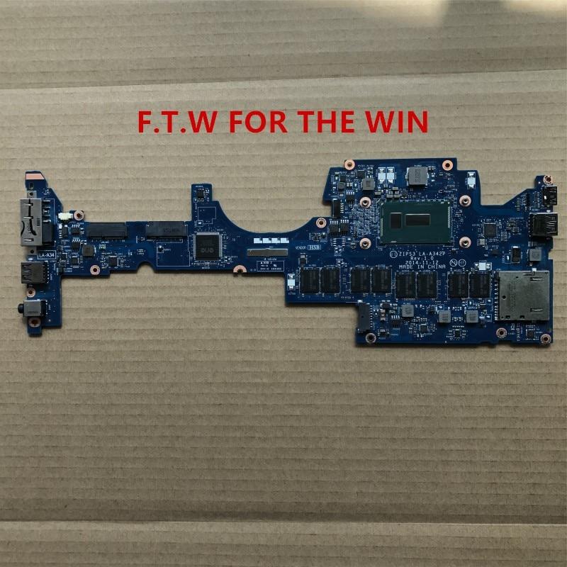 الفقرة لينوفو ثينك باد S1 اليوغا 12 اللوحة المحمول ZIPS1 LA-A342P SR23Y I5-5200U SR23V I7-5600U RAM 8G 100% جيدة اختبار