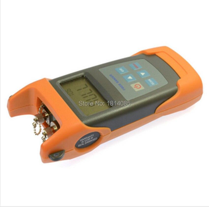 JW3304N handheld OTDR portátil, instrumento de detecção de falhas de fibra óptica e de posicionamento, com luz vermelha