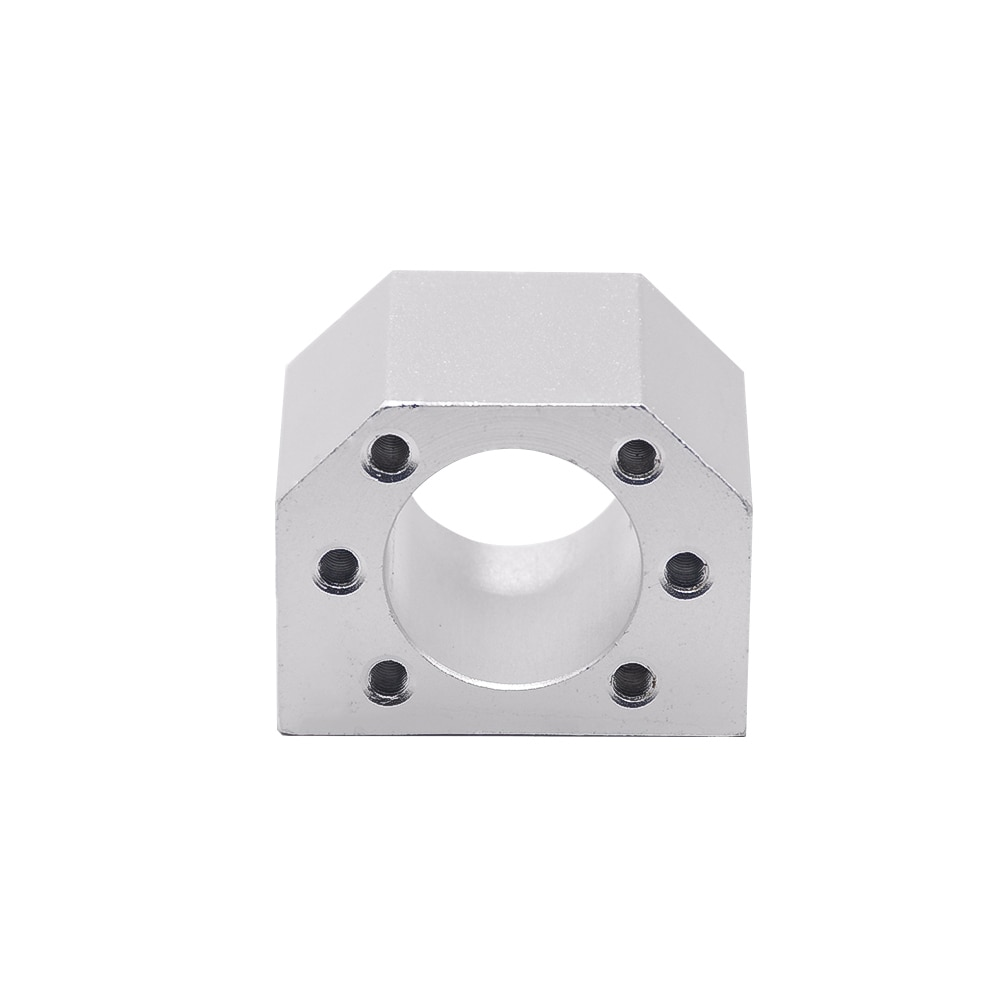 Free shipping Aluminium Alloy ballscrew nut housing bracker holder fit for SFU2505 2510 ball screw