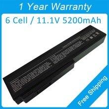 Nouvelle batterie dordinateur portable A32-M50 L072051 pour asus N53SD N53SL N53SM N53SN N53SQ N53SV N53TA N53TK N53XI N61jq N61Jv N61Vg N61Vn