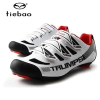 tiebao cycling shoes sapatilha ciclismo bike off road shoes zapatillas deportivas hombre men sneakers athletic bicycle shoes