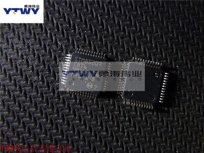 5 piezas 10 piezas STM8S207CBT6 QFP48 STM8S207 QFP-48 8S207CBT6 microcontrolador de nuevo y original
