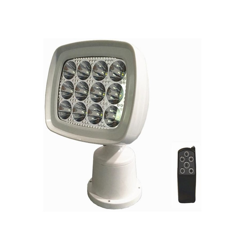 Wireless Remote Control Search Marine Searchlight 36W LED Spot Headlight Searching Light 10-30V For Yatch Boats TRUCK SUV BOAT enlarge