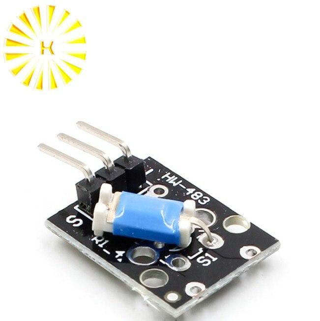 1PCS 3pin KY-020 Standard Tilt Switch Sensor Module Connector