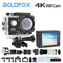 4K caméra HD Sport Action caméra Wifi 170D Angle aller étanche pro casque caméra H9 Style vélo caméra vidéo enregistrement caméra