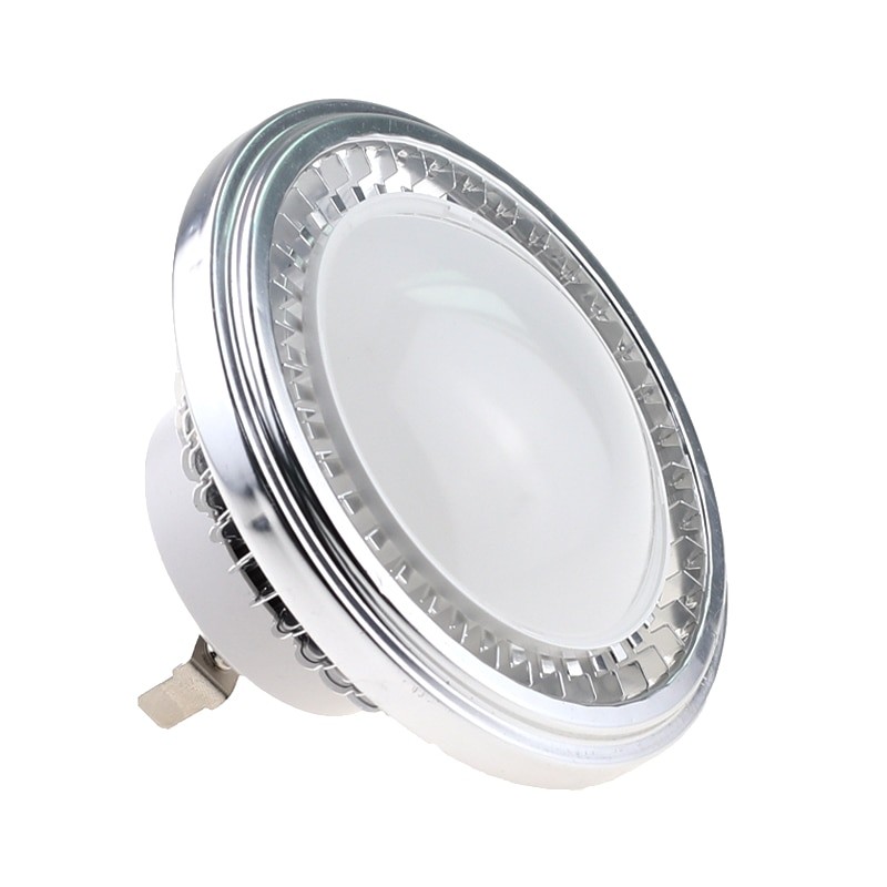 50pcs/lot 12W Dimmable COB LED Spot lights Bulb Lamp Light AR111 G53 high power led lamp AC90-260V 1100lm indoor led lighting enlarge