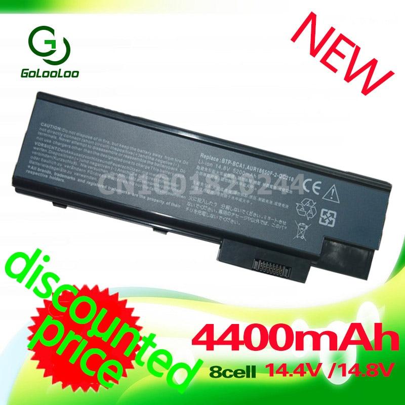 Golooloo 4400MaH 14,8 V batería para ACER Aspire 1411, 1412, 1413, 1415,...