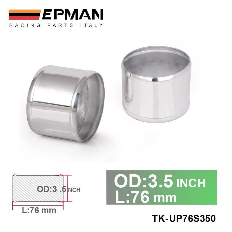 "3.5 ""OD X 3"" LANGE ALUMINIUM RACING INTAKE/TURBO INTERROHR/SCHLAUCH JOINER PIPEE Für VW passat b5 EP-UP76S350"