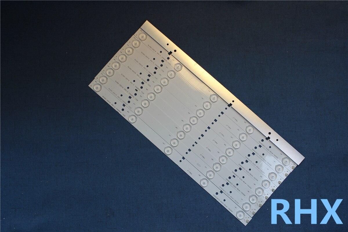 9PCS  for Hisense LED42K20JD LED42EC260JD LCD backlit light Bar SVH420A72-REV3-5LED-130114