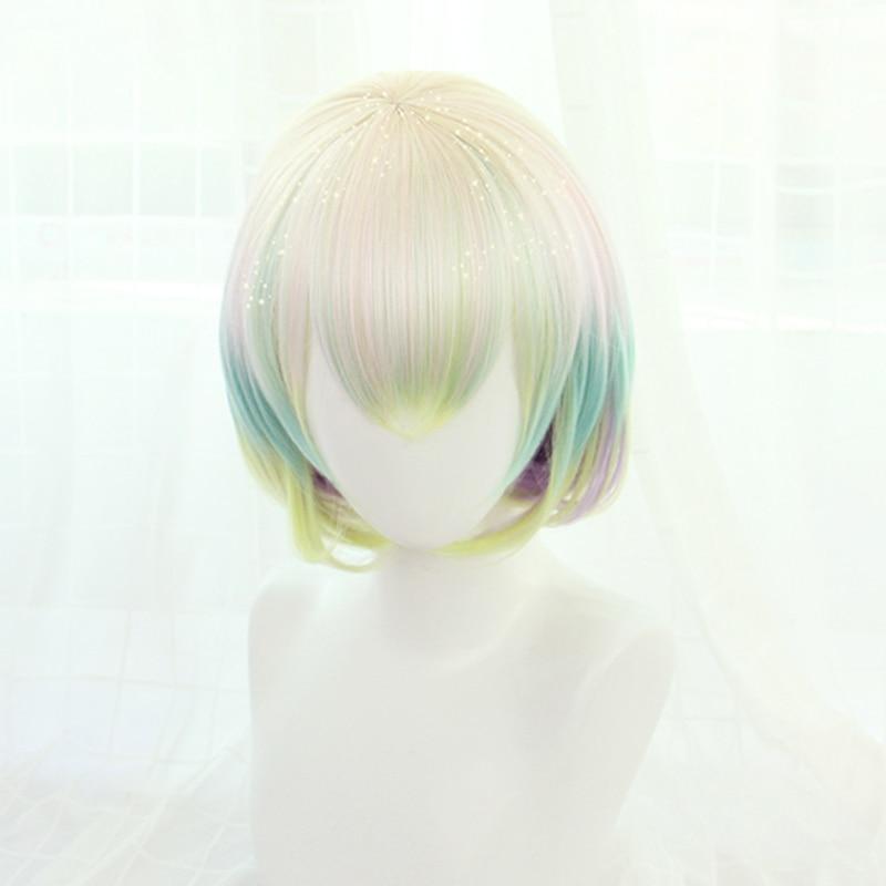 Карнавальный костюм «Land of the lustress Diamond», синтетический волос для женщин, костюм для ролевых игр
