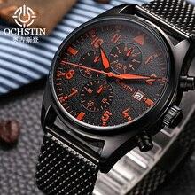 Sport costume montres hommes étanche bande en acier Quartz montre-bracelet montre-bracelet militaire horloge mâle Relogio Masculino Ceasuri Hodinky