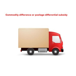 Product additional costs, such as postage,