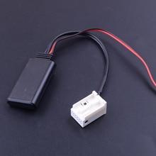 CITALL-adaptateur Bluetooth Aux câble 12V 12 broches   Adapté pour Mercedes Benz W169 W245 W203 W209 R230 W221 W251 W164 X164