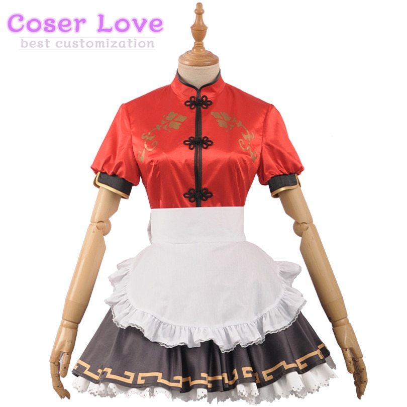 Disfraz Cosplay de tovelive Chika Takami, disfraz para carnaval navideño, Halloween