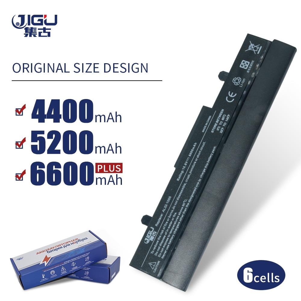 Jigu substituição AL31-1005 AL32-1005 ML32-1005 PL32-1005 bateria do portátil para asus eee pc 1005 1001 p 1001ha 1101ha