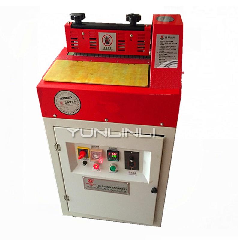 3000w الساخنه نذوب الإلتصاق آلة للورق/ميدسولي/جلد/البلاستيك/شريحة/الساخنة تذوب الغراء آلة تجليد الغراء الكتاب الموثق آلة