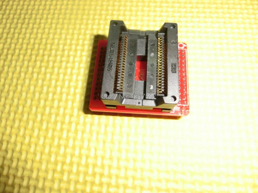 Envío gratis 1 piezas SOP44 a DIP40 adaptador para TL886CS TL886A