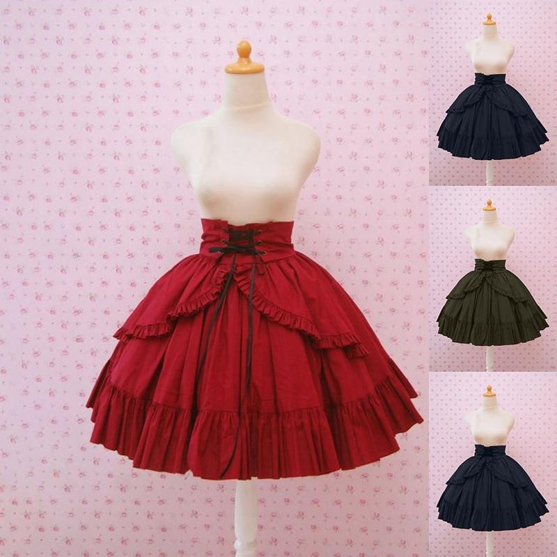 Women Alice Lolita Princess Dress Court-Style Gothic Cute Anime Maid Dress Vestidos Cosplay Prom Fancy Skirt Plus Size S-5XL