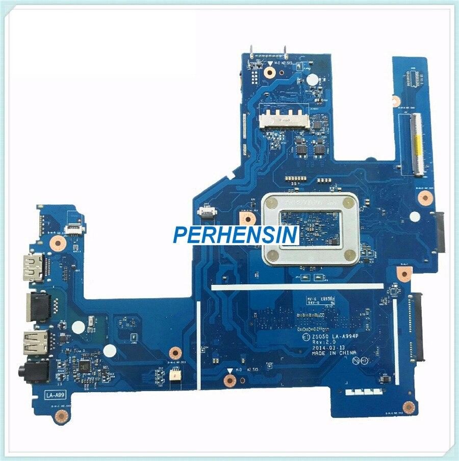 ل HP 15-R 15T-R w N2840 CPU اللوحة LA-A994P 788289-601 788289-501 788289-001 100% العمل تماما