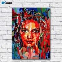 Peinture sur toile moderne abstraite   this is my sweet spot   pour fille  tableau dart mural  decor de maison  salon
