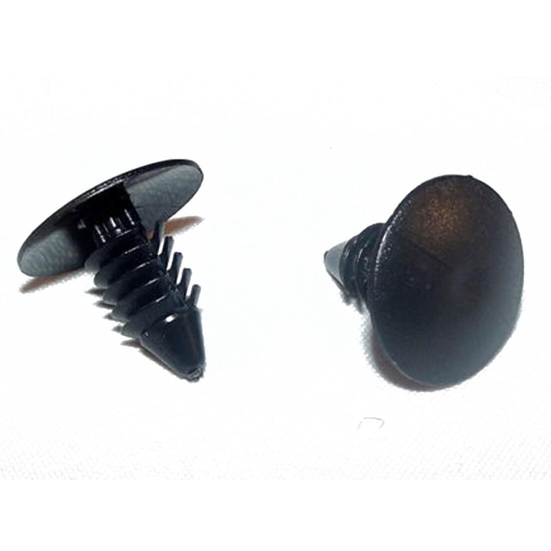 10X Escudo de parachoques Clip retenedor de guardabarros para G.M. 332364 para Ford 389358 para AMC 4004569 para Chrysler 3691590, 6031321