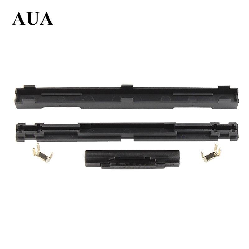 Conector de fibra óptica Universal de 50 piezas, conector óptico de Siber, conector mecánico FTTH, conector rápido de 9 cm