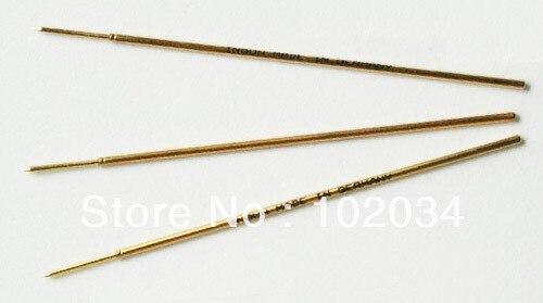 100 قطعة/الوحدة 100% original ingun GKS050-201-050 GKS050-201 050 a 2000 الربيع اختبار مسبار بوجو دبوس صنع في ألمانيا