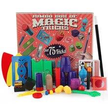 Lustige Anfänger Junior Einfache Professionelle Karte Spielzeug Mit DVD Lehr Geschenk Kinder Tricks Spielen Magische Requisiten Set