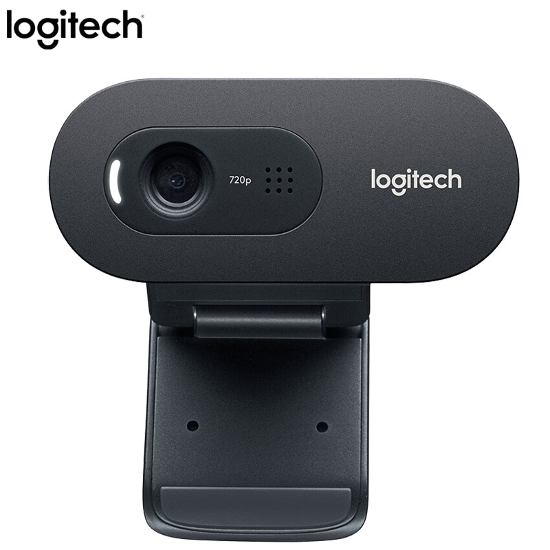 Оригинальная мини-камера Logitech C270i IPTV HD PC Встроенный микрофон USB2.0 с бесплатным приводом веб-камера