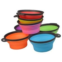 Non Toxic Portable ETPE Environmental Protection Foldable Bowl
