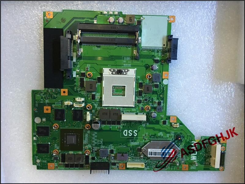 MS-17561 Original para la placa base del ordenador portátil msi ge70 con GTX660M GT650M gráficos MS17561 completamente bien probado
