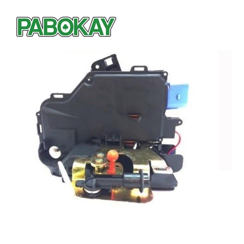 FS Mecanismo de bloqueo de puerta para AUDI A3 8P1 A8 4E D3 delantera derecha del lado del conductor de 4E1837016 4E2837016 4E1837016A 4E1837016C