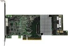 RaidStorage Avago LSI MegaRAID SAS 9271-8i LSI00330 8 ports 1 GB cache SFF8087 RAID0.1.5.6 carte contrôleur PCI-E 3.0x8