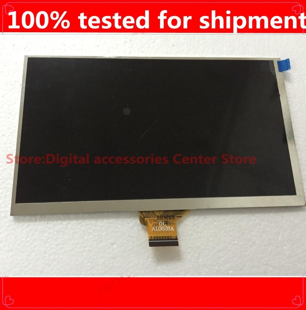 Nueva pantalla LCD de 7 pulgadas para tableta Oysters T72X 3G, 30 Pines, pantalla LCD de 163x97mm, Panel de reemplazo de matriz, envío gratis