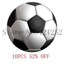 Collier pendentif de ballon de football ventilateur de sport porte-clés boucle doreille bouton de manchette signet