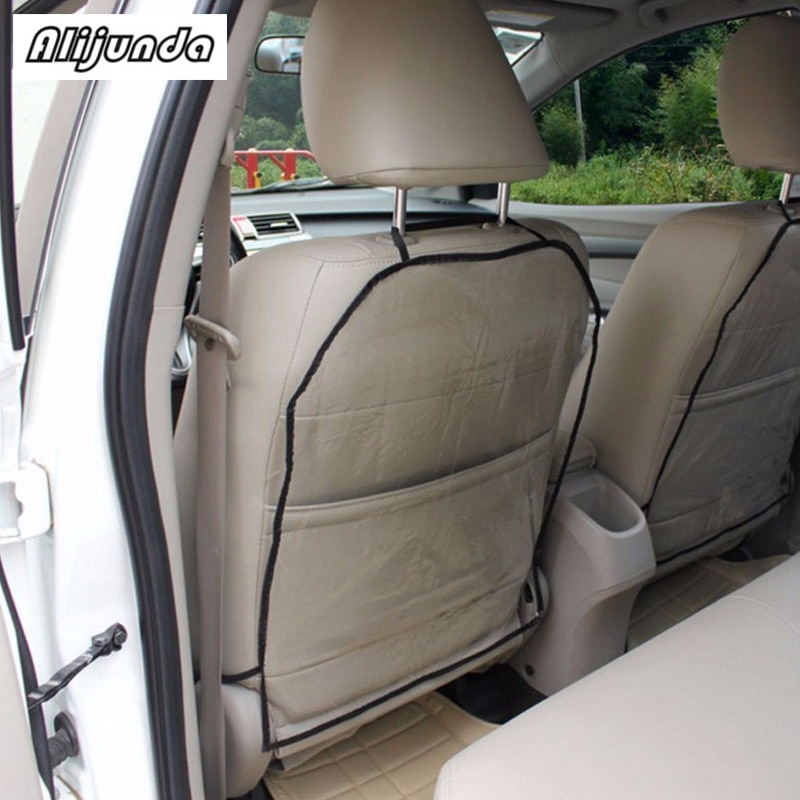 Protector de asiento de coche para niños, protector de asiento de coche, alfombrilla antijuego para Citroen c-quatre c-triomphe Picasso C1 C2 C3 C4 C4L C5 Elysee/DS