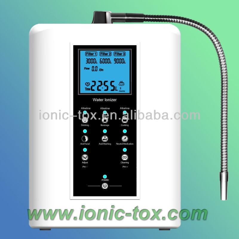 Desconto especial de fibra oca elétrica máquina ionizador de água