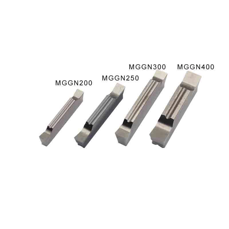 10 Uds MGGN150 MGGN200 MGGN250 MGGN300 MGGN400-JM DC3000 de cerámica y Metal ranurado de 1,5mm 2,0mm 3mm 4mm Torno CNC cortador